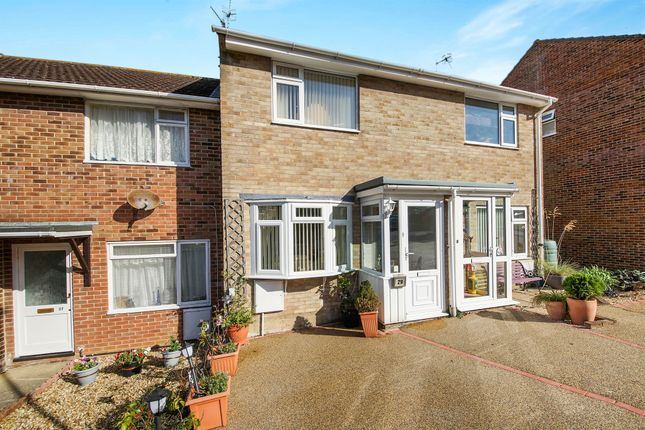 Thumbnail End terrace house for sale in Springfield Road, Weymouth