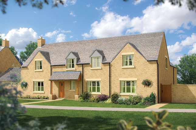 """Thumbnail Detached house for sale in """"The Malmesbury"""" at Kemble, Gloucestershire, Kemble"""