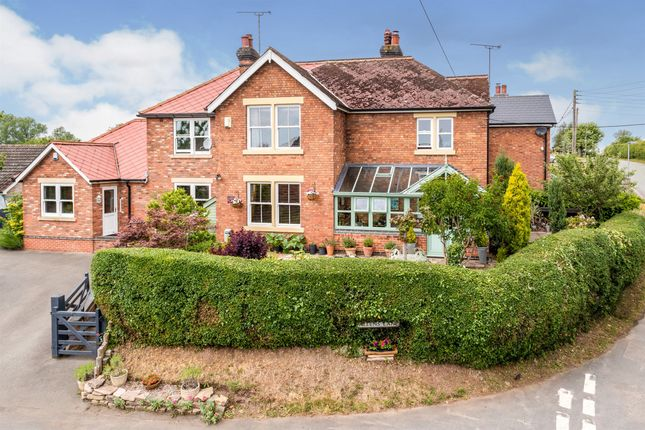 Thumbnail Semi-detached house for sale in Allens Lane, Marchington, Uttoxeter