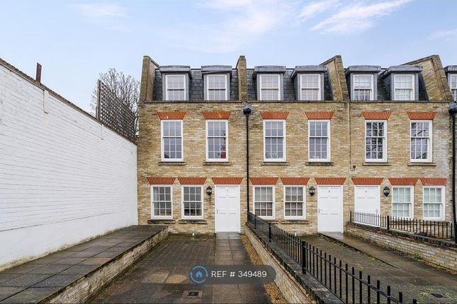 Thumbnail Semi-detached house to rent in Montague Mews, London