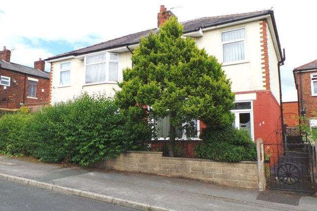 Thumbnail 3 bed semi-detached house for sale in Inkerman Street, Ashton-On-Ribble, Preston