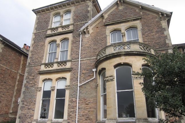 Thumbnail Flat to rent in Upper Belgrave Road, Clifton, Bristol