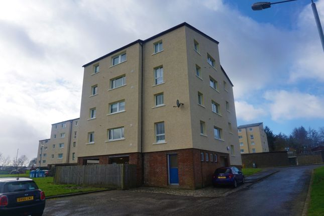 Thumbnail Flat to rent in Castle Way, Glasgow