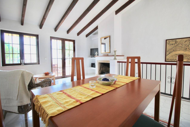 Dining Area of Mijas, Costa Del Sol, Andalusia, Spain