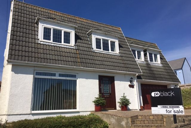 Thumbnail Detached house for sale in Somerset View, Ogmore-By-Sea, Bridgend