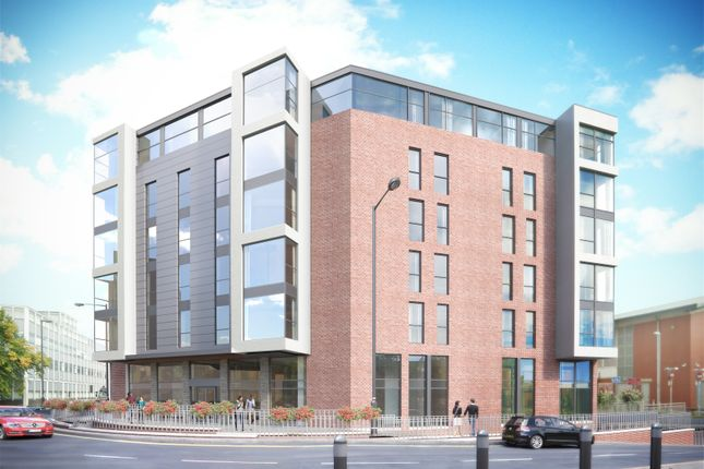 1 bed flat for sale in Brunswick Street, Newcastle Under Lyme
