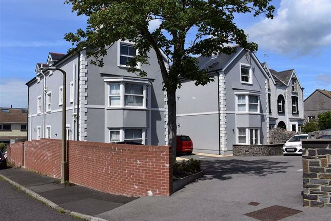 Thumbnail Flat for sale in Overland Road, Mumbles, Swansea