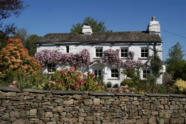 Thumbnail Detached house for sale in Gawthrop, Sedbergh
