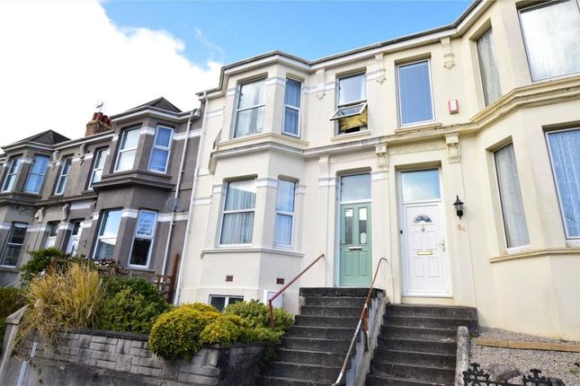 Thumbnail Terraced house for sale in Dale Road, Plymouth, Devon