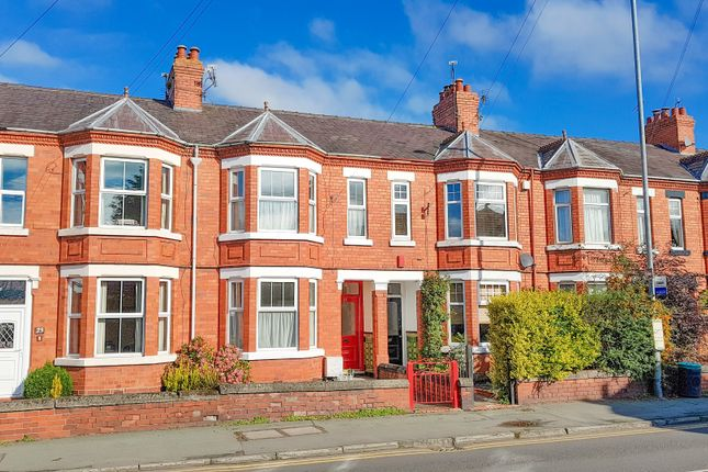 Thumbnail Terraced house to rent in Crewe Road, Nantwich