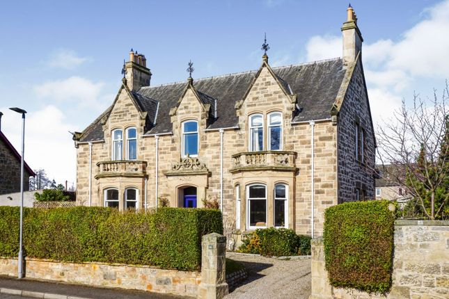 Thumbnail Detached house for sale in 14 Seafield Crescent, Elgin