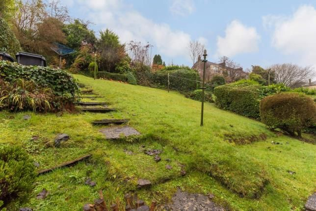 Communal Gardens of Springhill Road, Port Glasgow, Inverclyde PA14