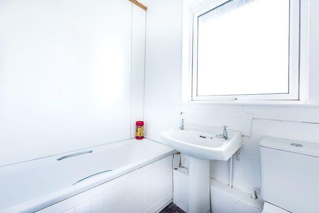 Bathroom of Craigmore Street, Dundee DD3