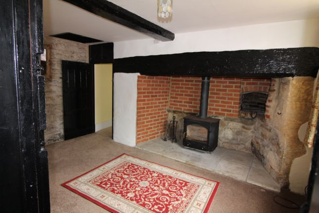 Thumbnail Semi-detached house to rent in Lower Whitley Farm, Farmoor