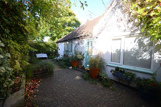 Thumbnail Detached bungalow for sale in Peabody Road, Farnborough, Hampshire