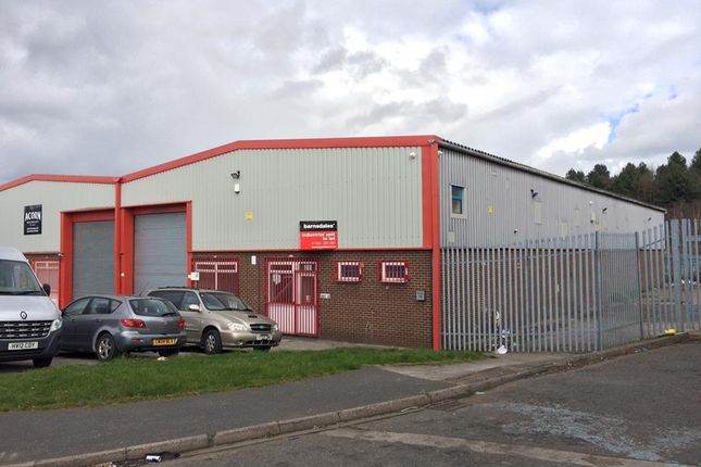 Thumbnail Light industrial to let in Aldham Industrial Estate, Mitchell Road, Wombwell