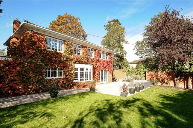 Thumbnail Detached house for sale in Illingworth, Windsor, Berkshire