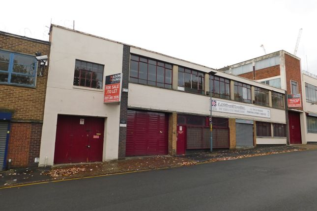 Thumbnail Light industrial for sale in 66 Buckingham Street, Hockley
