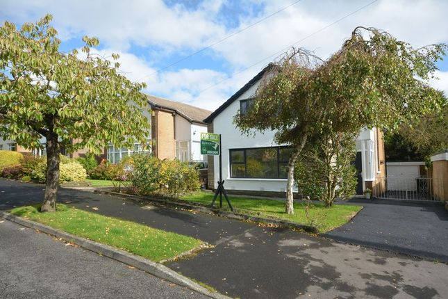 Thumbnail Detached house for sale in Northcliffe, Great Harwood, Blackburn