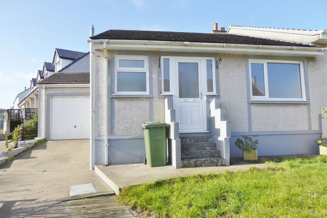 Thumbnail Semi-detached bungalow to rent in Colloway, Port St Mary