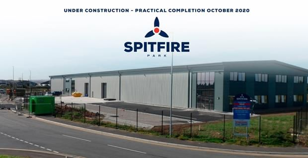 Thumbnail Light industrial to let in Spitfire Park, Unit 2A/B, Cheshire Green Industrial Estate, Wardle, Nantwich, Cheshire
