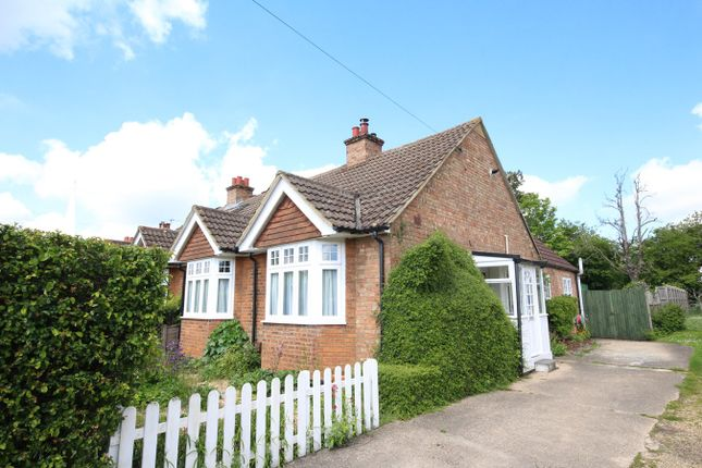 Thumbnail Semi-detached bungalow for sale in Common View, Letchworth Garden City