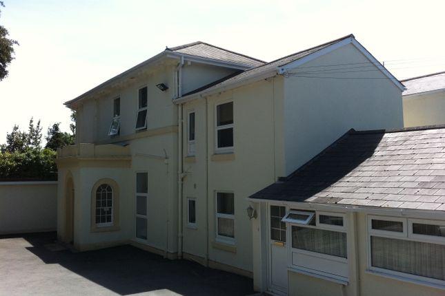 Thumbnail Studio to rent in Barton Road, Torquay