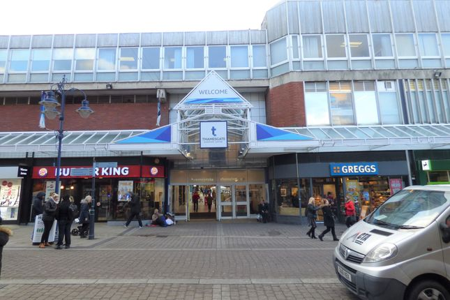 Thumbnail Retail premises to let in Thamesgate Shopping Centre, Gravesend