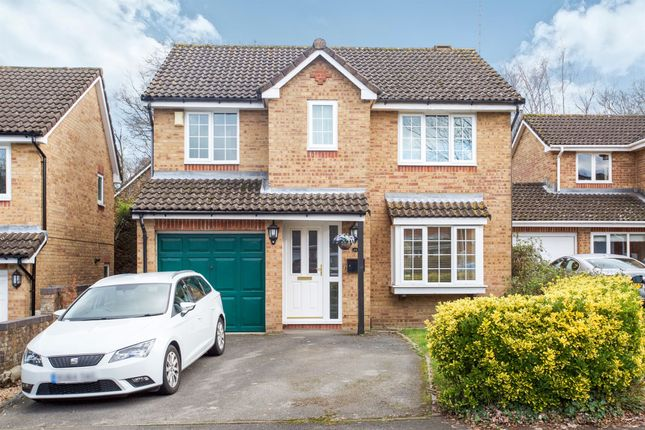 Thumbnail Detached house for sale in Missenden Acres, Hedge End, Southampton