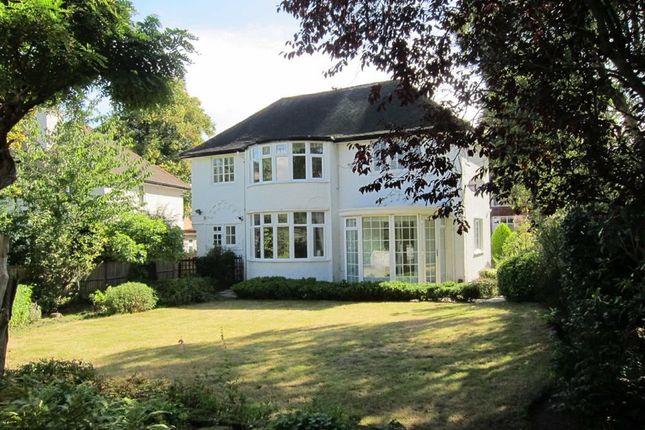 Thumbnail Detached house to rent in Egerton Road, Woodthorpe, Nottingham