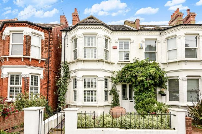 Thumbnail Terraced house for sale in Alexendra Road, Sydenham