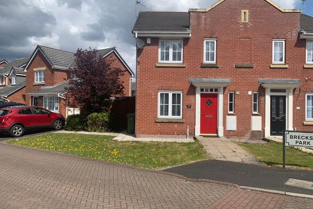 Thumbnail Semi-detached house for sale in Breckside Park, Anfield, Liverpool