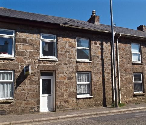 Thumbnail Terraced house for sale in Centenary Street, Camborne