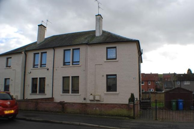 Thumbnail Flat to rent in Gartmorn Road, Sauchie, Alloa