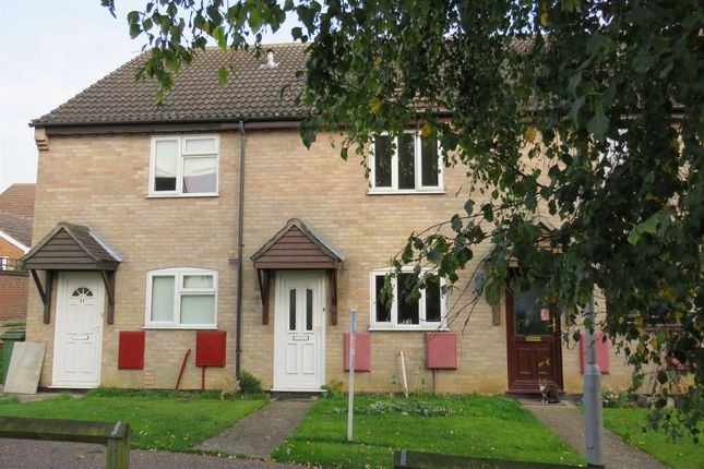 Thumbnail Terraced house for sale in Coleridge Road, Diss