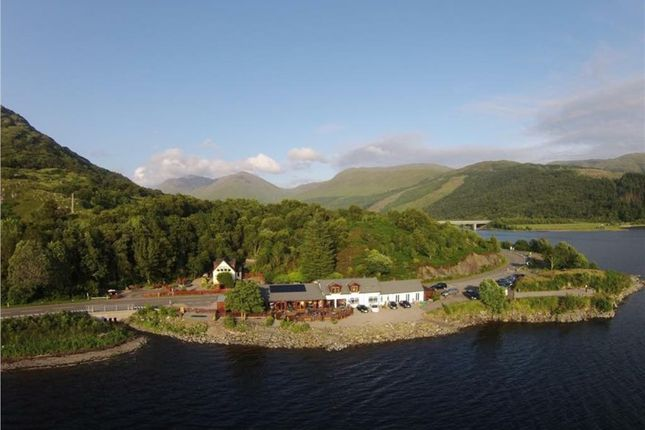 Thumbnail Leisure/hospitality for sale in Creagan Inn, Appin, Argyll And Bute