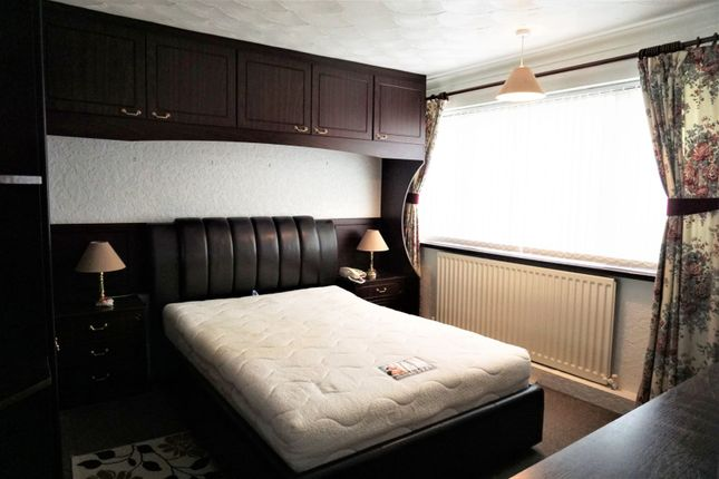 Bedroom One of Caton Crescent, Milton Stoke-On-Trent ST6