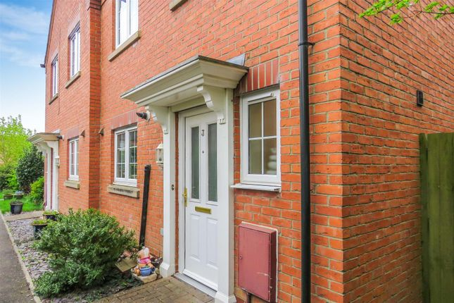 End terrace house for sale in Cornflower Close, Ramsey St. Marys, Ramsey, Huntingdon