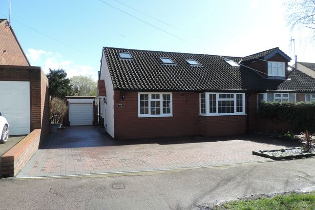 Thumbnail Bungalow for sale in Field View Road, Potters Bar