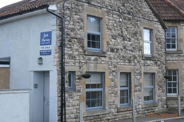 Thumbnail Flat for sale in Phase 2 Flat 3 Chilcompton Road, Radstock Bath