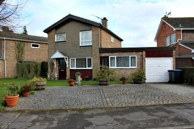 Thumbnail Detached house for sale in Manor Orchard, Harbury