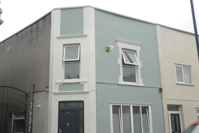 Thumbnail Terraced house to rent in Stanley Street North, Bedminster, Bristol