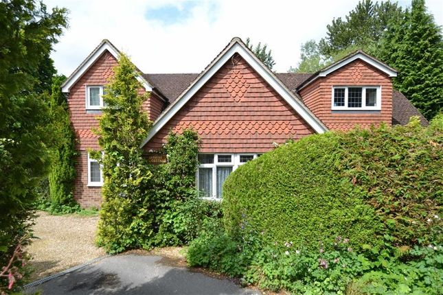 Thumbnail Detached house for sale in Smallridge, Newbury, Berkshire