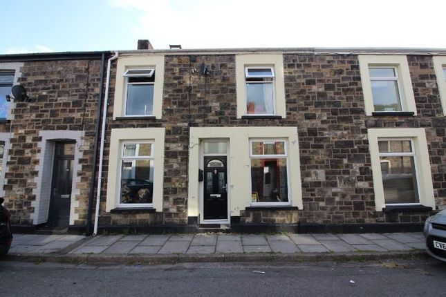 Thumbnail Terraced house for sale in Alexandra Place, Sirhowy, Tredegar