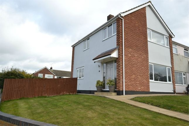 Thumbnail Semi-detached house for sale in Churnwood Road, Colchester, Essex