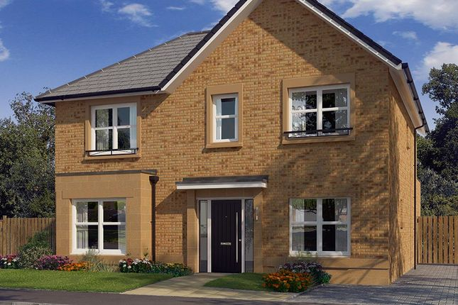 """Thumbnail Detached house for sale in """"The Tetbury"""" at Glasgow Road, Denny"""