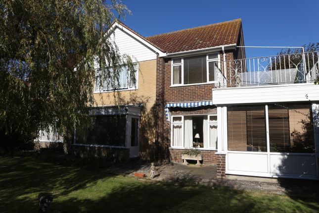 Thumbnail Detached house for sale in Beachy Head Road, Eastbourne