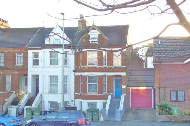 3 bed terraced house for sale in Radnor Bridge Road, Folkestone