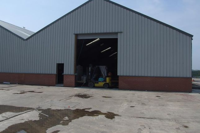 Thumbnail Light industrial to let in Unit 8 Prospect Park, Queensway, Swansea West, Swansea