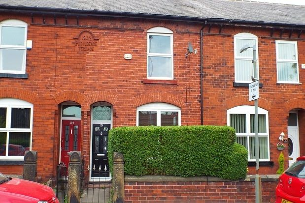 Thumbnail Property to rent in Hilton Lane, Walkden, Manchester